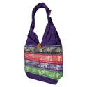 Purple Stylish Tote Bag