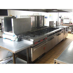 Corporate Cafeteria Kitchen Equipment