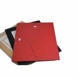 PU Leather Multi Colour Photo Frame