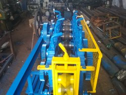 Slotted Angle Bending Machine