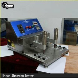 Linear Abrasion Tester