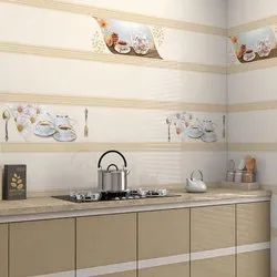 Kitchen Wall Tiles, Size: 12 x 24 inch, Thickness: 10 - 12 mm
