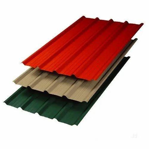JSM Galvanized Roofing Shett