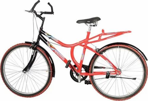 3baccb27cee Atlas Weapon 26t Single Speed Red Black Mountain Bike, at Rs 6498 ...