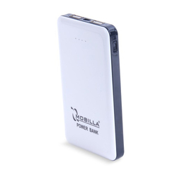 8000 mAh Slim Mobile Power Bank