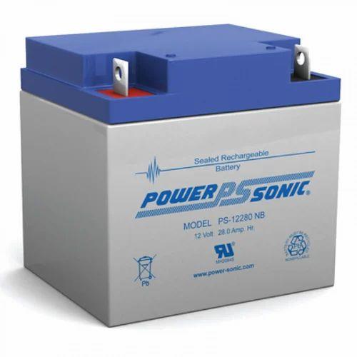 12V 28AH Sealed Lead Acid Battery