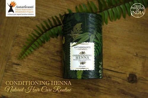 Henna Mehndi Hair Pack : Herbal henna conditioning pack mehendi hair antarkranti