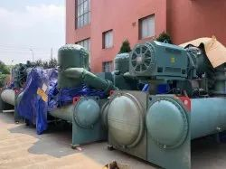 DAIKIN AIR COOLED SCREW CHILLER