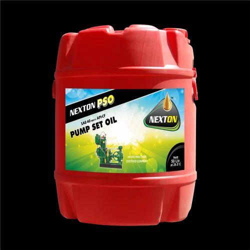 Water Pump Set Oils
