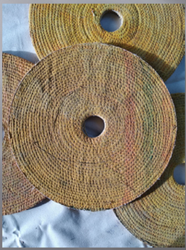 Yellow Jute Cloth Mop