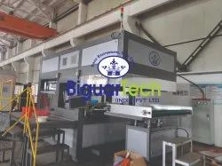 Sugarcane Bagasse Cup And Glass Pulp Molding Machine