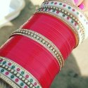Red Bridal Chura
