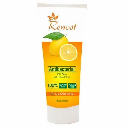 Renost Herbal Antibacterial Face Wash