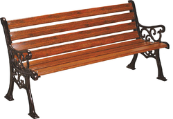 Garden FRP Strips Bench
