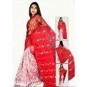 Designer Chanderi Saree