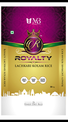 Royalty Steam Lachkari Kolam Rice