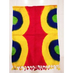 Dyed Woolen Stole, Packaging Type: Packet