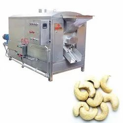 Cashew Batch Roasting Machine
