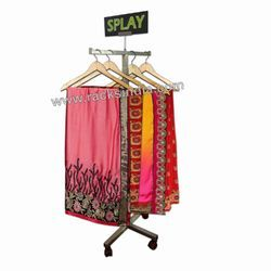 Sarees Display Stand