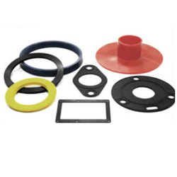 Ar Ar Rubber Gasket Silicon Rubber Flange Gasket, Thickness: 0.5mm - 50mm, For For Jointing / Leakage Sealing