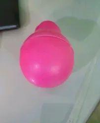 Pink Colour LED Bulb