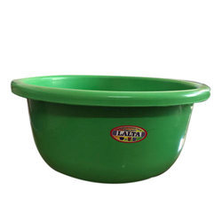 Lalta Green Plastic Tub