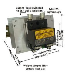 200 Amps Unison Solid State Relay