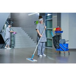 9 -12 Hours Per Day Commercial Housekeeping Services