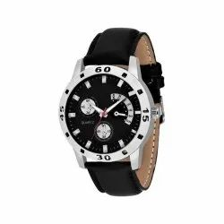 Analog Leather Sports Watches
