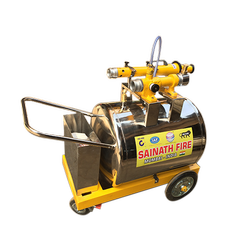 Mobile Foam Equipment