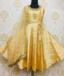 Girls Party Indian Anarkali Suits