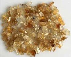 Citrine Quartz Rough Semi Precious Yellow Color Loose Gemstone Rough