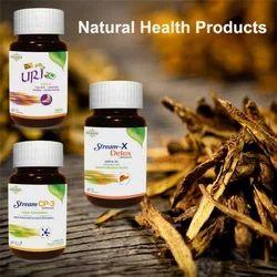 Natural Health Products, Grade Standard: Medicine Grade, Packaging Type: Bottles
