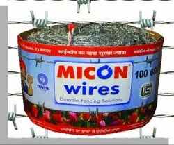 Barbed Wire For Agricultural Fencing (ISI)