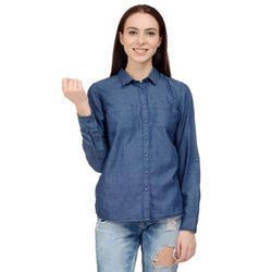Surplus Denim Shirts For Ladies