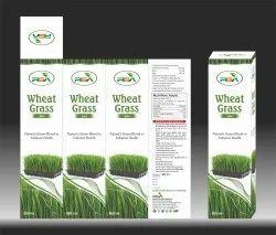 Herbal Wheatgrass Juice