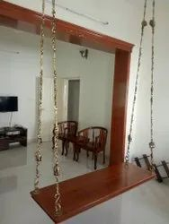 Wooden Unjal Palakkai Swings