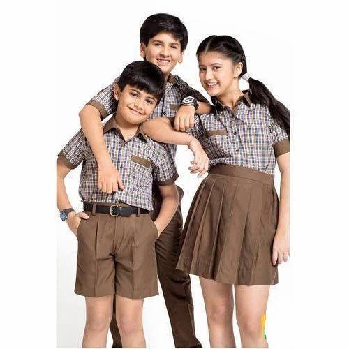 School Uniform Dress at Rs 450/piece | Sector 58 | Noida| ID: 16608914630