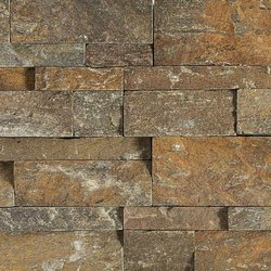 Quartzite Stones, Thickness: 10-20, for Flooring