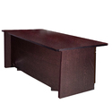 Polished Wooden Office Table