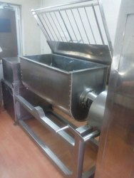Horizontal Flour Mixer Machine