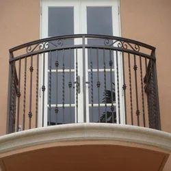 Aluminum Balcony Grill
