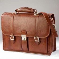 Corporate Shoulder Leather Bag