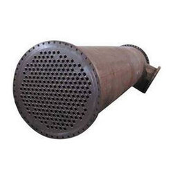 Heat Exchanger C x C x C - Wrot 611-HE