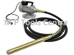 Heavy Duty Concrete Vibrator Poker Machine - Induction Motor Type