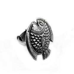 Antique Look Handcraft 925 Sterling Silver Ring