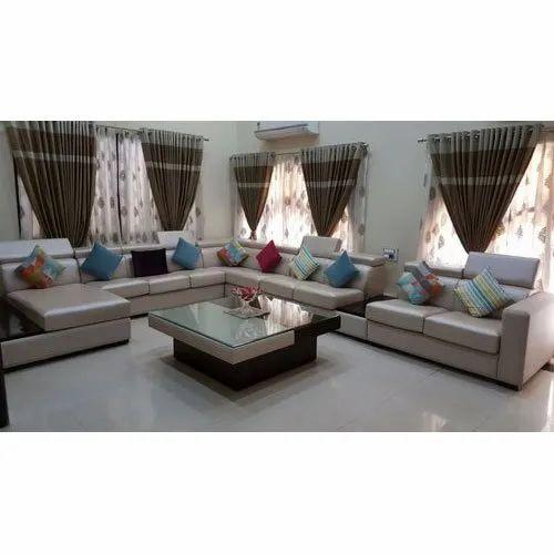 10 Seater Designer Living Room Sofa Set
