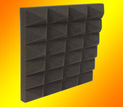 Sheela Acoustic/Sound Absorption Polyurethane Foam