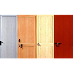 Hinged Polished PVC Laminated Door, Interior
