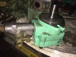 own DC Powered Yuken Hydraulic Pump